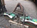 Ransomes Hyd 5/7 6K FXD 7-leds cylinderklipper 8