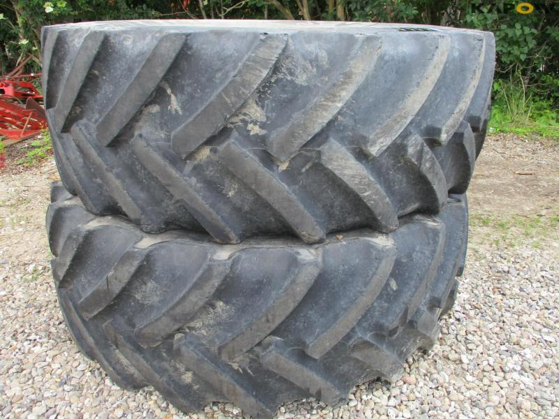 Continental 650/85-R38 SVT Tractor tires  1