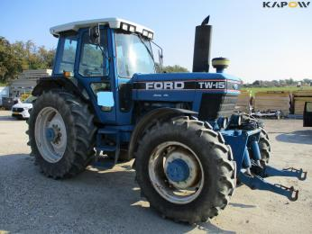 Ford TW 15 tractor. 1