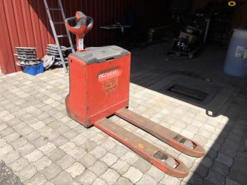 Linde T16 electric pallet lifter